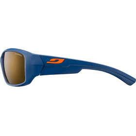 Julbo Whoops Polarized 3+ Sunglasses Matt Blue-Brown